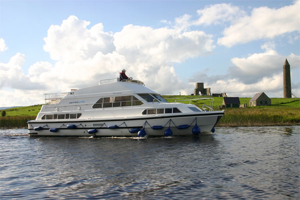 Boat Hire on the Shannon River - Waterford Class