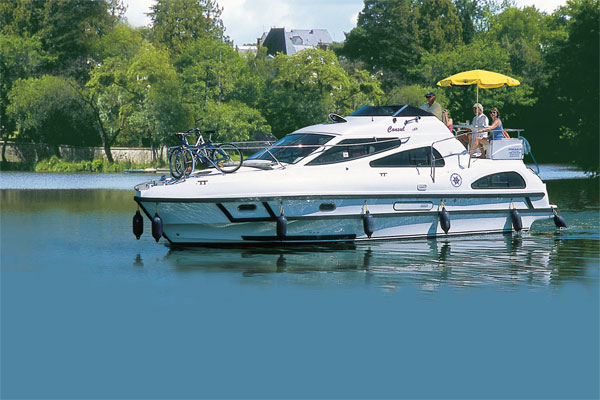 Boat Hire on the Shannon River - Consul