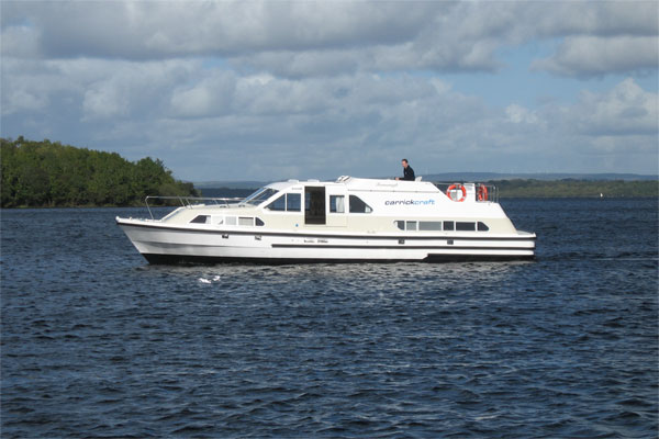 Boat Hire on the Shannon River - Fermanagh Class