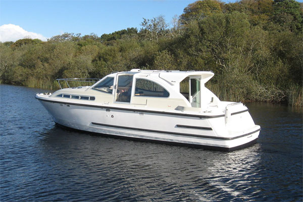 Boat Hire on the Shannon River - Limerick Class