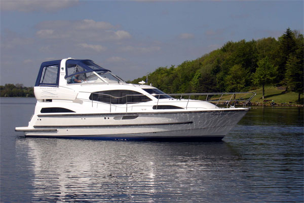 Boat Hire on the Shannon River - Noble Duchess