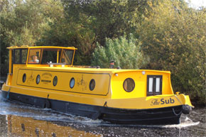 Cruisers for hire on the Shannon River - Folk Class