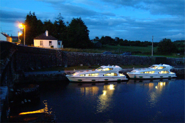 Boat Hire on the Shannon River - Caprice