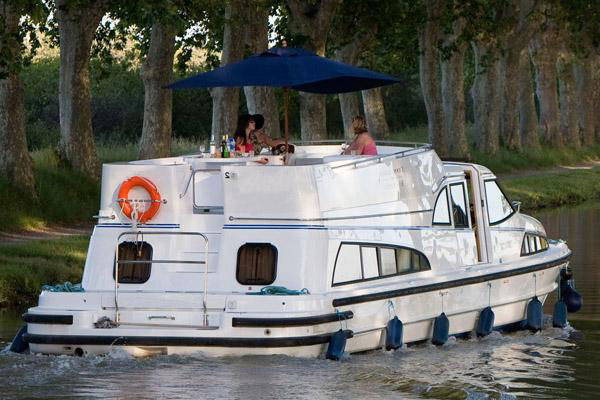 Boat Hire on the Shannon River - Clipper