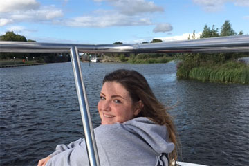 Shannon Boat Hire Gallery - 'Cos I'm Happy...
