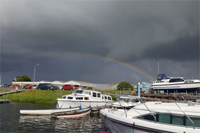 Shannon Boat Hire Gallery - We'll find that crock of gold yet...