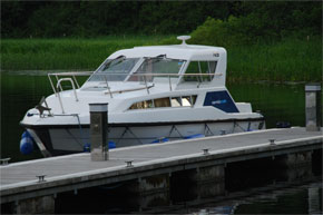 Shannon Boat Hire Gallery - Carlow Class