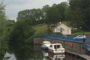 Shannon Boat Hire Gallery - The Lockkeeper's house