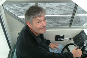 Shannon Boat Hire Gallery - Cruising in a Carlow Class