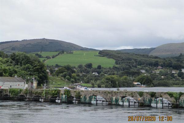 Shannon Boat Hire Gallery - The bridge at Killaloe