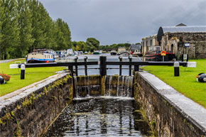 Shannon Boat Hire Gallery - Gateway to the Grand Canal