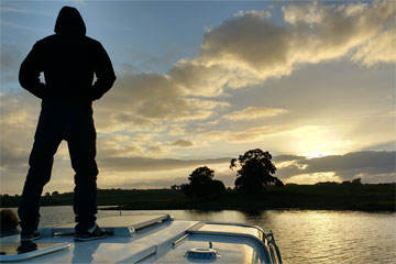 Shannon Boat Hire Gallery - Epic... Assasins Creed type Epic