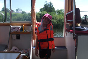 """Shannon Boat Hire Gallery - """"Are we there yet?"""""""