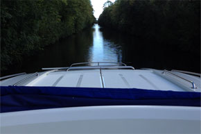 Shannon Boat Hire Gallery - A canal