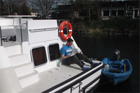 Shannon Boat Hire Gallery - Kick back, relax, and enjoy the ride.
