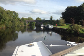 Shannon Boat Hire Gallery - Looking for Mooring