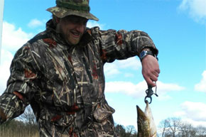 Shannon Boat Hire Gallery - Nice Pike!