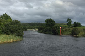 Shannon Boat Hire Gallery - Cruising on the Shannon Erne Waterway