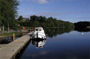 Shannon Boat Hire Gallery - Brook Park near Enniskillen.