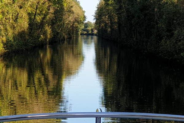 Shannon Boat Hire Gallery - The Jamestown Canal