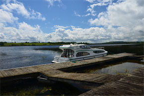 Shannon Boat Hire Gallery - Getting away from it all