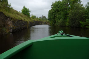 Cruising the Shannon-Erne Waterway