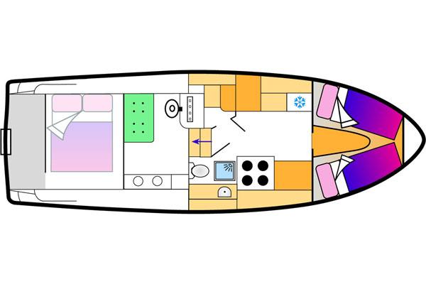 Carlow Class Cruiser Plan.