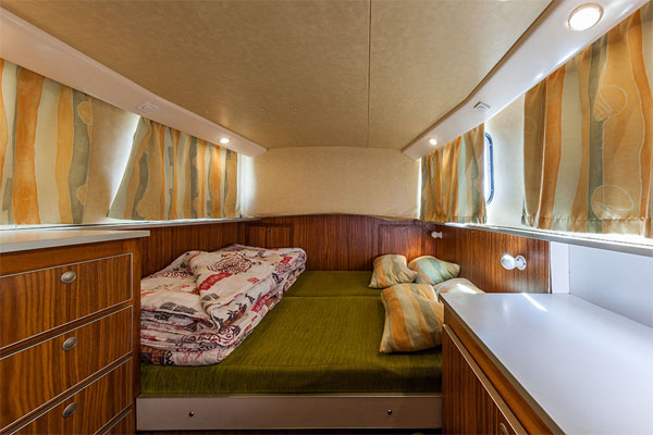 Double Cabin on the P935R