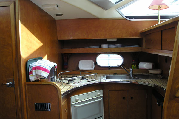 The Galley on the Silver Legend