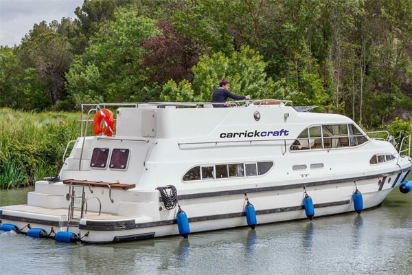 Shannon River Boats for Hire in Ireland - Tipperary Class