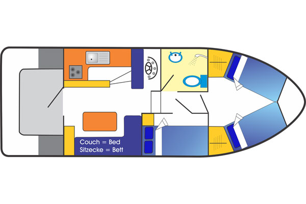 Plan of the Wave Princess
