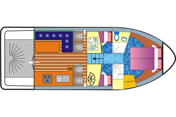 Wexford Cruiser Layout