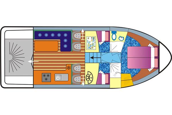 Wexford Cruiser Layout