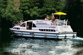 Shannon River Boats for Hire in Ireland - Crusader