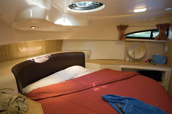 Cabin on the Royal Mystique Cruiser Ireland