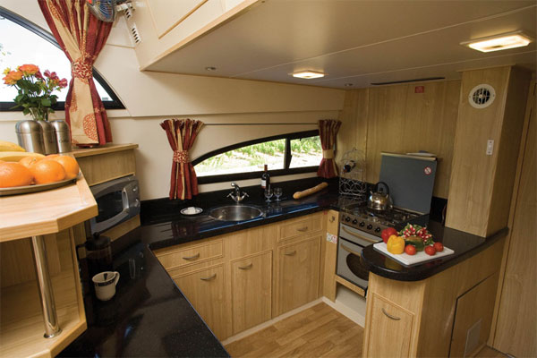 The Royal Mystique Galley - Shannon River Cruising Ireland