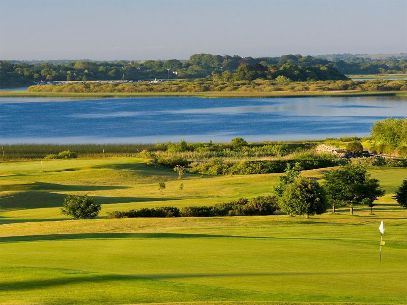 Golf and Cruising the Shannon