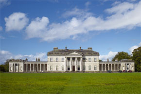 Neo Classical House Open to the Public