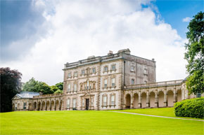 Florence Court house is a beautiful 18th Century property, the former home of the Cole family, Earls of Enniskillen.