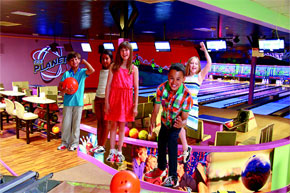 We offer something for everyone including: Ten Pin Bowling, Quasar 2000, Tumble Towers & Tumble Tots kids soft play arena, Pool, Snooker, and Video Game Simulators.
