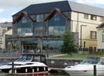 This stunning hotel and marina is located on the waters edge in Leitrim Village.