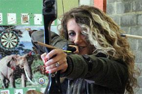 Archery at Leitrim Indoor Shooting