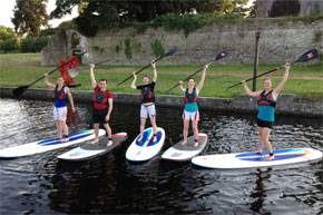 We provide fun Stand Up Paddle lessons, rentals and tours of Lough Derg, new this year is our weekly Race series and our river trips, call for more information.