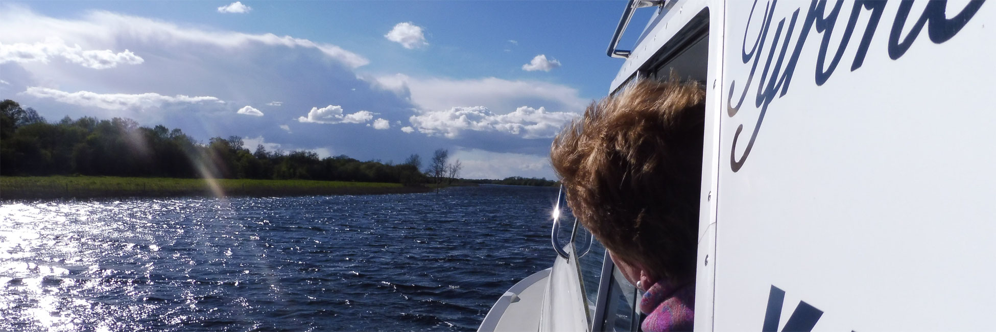 Shannon River Boat Hire Ireland - Hire your Boat and Get away from it all