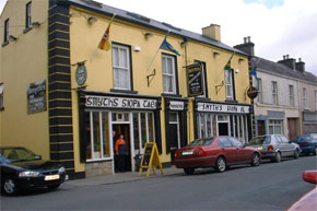 Siopa - Shop in Irish in Ballinamore