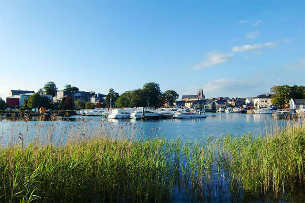 Shannon River Suggested Cruises - Carrick-on-Shannon, One week heading North