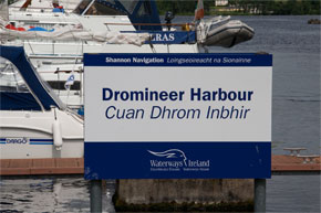 Shannon River Boat Hire Travel Guide - Dromineer