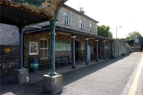 Dromod Train Station