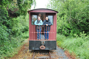 The Cavan-Leitrim Railway Museum at Dromod