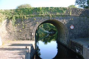 View from the Lock at Drumshanbo.